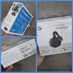 Chromecast (Novo/ Original)