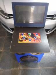 maquina de som jukebox 1.350,00 reais , passo cartão entrego parcelo