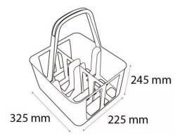 Mini Endradado 4 LTS 25482 Arqplast