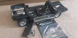 Coleção Planeta Deagostini Dodge Charger 69 Velozes e Furiosos a1 a 57
