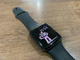 Apple Watch série 3 42mm na caixa