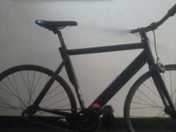 Bicicleta Fixa - Vicini Pista x-2 - Tamanho 53 - Bike Fixa - Aro 700 -
