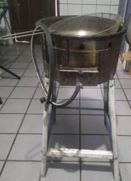 Máquina de frita batata