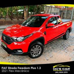 Título do anúncio: FIAT Strada Freedom CS Plus 1.3 8V 2021 Flex Mecânica