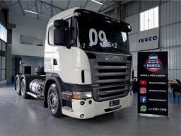 Scania G420 6x2 2009 G 420