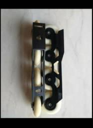 Base completa de patins Rollerblade Twister Edge