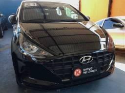 Hyundai HB20 Sense 1.0 Flex Preto 2021 Manual Completo!!!