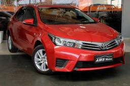 Título do anúncio: Toyota Corolla GLI 1.8 CVT 2015 - 76mil/km