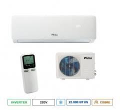 Ar Condicionado Split Philco PH12000IQFM 12000 BTUs Inverter Quente Frio - 220V