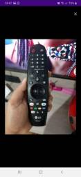 Smart tv lg 4k bluetoof comando de voz 50 polegadas