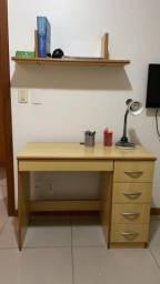 Escrivaninha de madeira NOVA