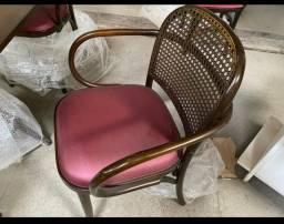Cadeira de Palha Thonart