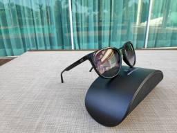 Oculos de sol armani exchange preto degrade original