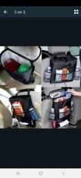 Organizador e bolsa Térmica Automotivo