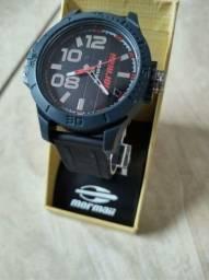 Relógio original da marca Mormaii Novo