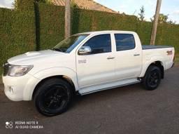Hilux  SRV  2013 Diesel 3.0 4x4 turbo Automática **Oportunidade**.