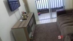 Apartamento com 2 dormitórios 1 Vaga à venda, 52 m² por R$ 276.595 - Vila Eldízia - Santo