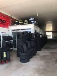 Pneu + pneus + alinhamento + balanceamento grátis