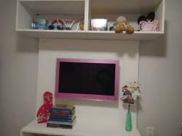 Vendo Painel -1mx1m -para -TV e dois -nichos 28cmx60cm - R$ 350,00