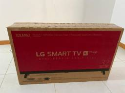 """Smart TV 32"""" LG - AI ThinQ (32LM625BPSB)"""