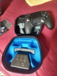 Controle PS4 e PC  nacon revolution unlimited