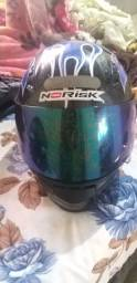 Capacete no risk original