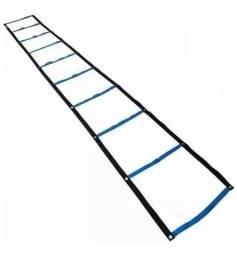 Escada Agilidade Funcional 4,5 M Com 12 Degraus + Dvd