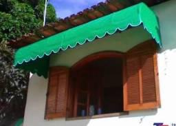 Toldo coberta verde
