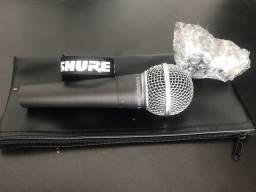 Microfone Shure SM58  original
