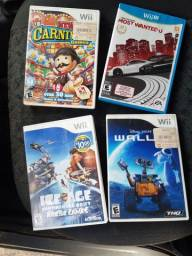 Jogos Wii apenas 100,00 todos