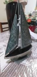 Barco muito lindo para decoração