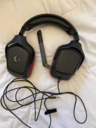 Headset gamer stereo Logitech G332