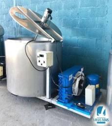 Resfriador de leite usado a pronta entrega 650 lts Reafrio a pronta entrega