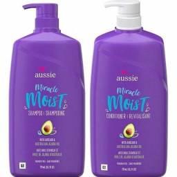 Aussie Moist kit Shampoo + condicionador 778ml