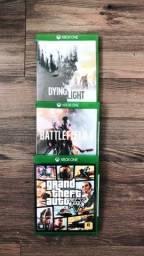 Jogos Xbox One - novo e seminovo