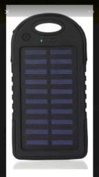 VENDO Carregador Solar Universal Prova D'agua LEIA NAS FOTOS COMO É PRATICO  *