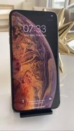 iPhone XS Max 256gb impecável bateria 100%