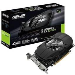 Geforce GTX 1050 TI Asus