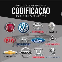 CODIFICAÇÃO CHAVES AUTOMOTIVAS