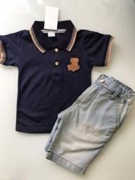 Promoção roupas infantis