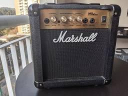 Título do anúncio: Mini Amplificador Cubo Marshall MG10CD