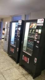 Título do anúncio: Vendo 17 Máquinas Vending Machines Instaladas e Faturando