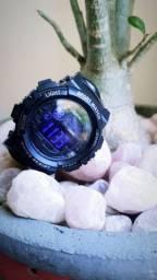 Relógio digital estilo G-shok