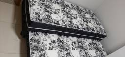Bi cama 07 cm de espuma cama com auxiliar
