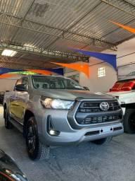 Título do anúncio: Toyota / Hilux SR 2.8 4x4 2021 ZERO km