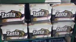 Título do anúncio: Bateria zetta nova 60 ah.