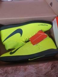 Chuteira Quadra Nike Phantom Novo Oportunidade