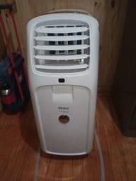 Ar condicionado portátil Philco 11.000 BTUs quente e frio 110v