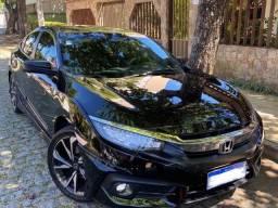 Título do anúncio: Honda Civic 2018/2019 1.5 16v Turbo Gasolina Touring 4p Cvt