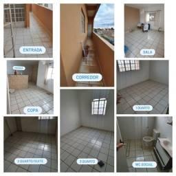 Aluga-se apartamento no bairro Rio claro